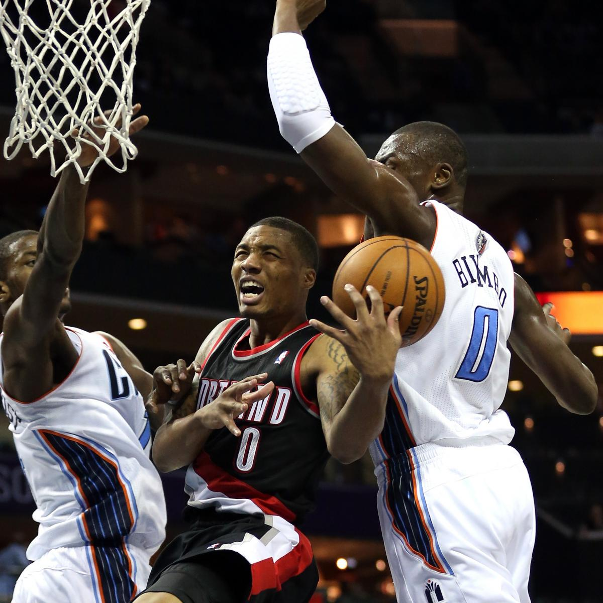 Portland Blazers Roster 2012: 4 Ways Portland Trail Blazers' Damian Lillard Can Be Even