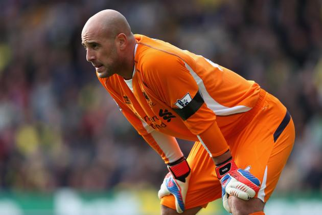 Pepe Reina: Is It Time for Liverpool to Look for a New Goalkeeper?