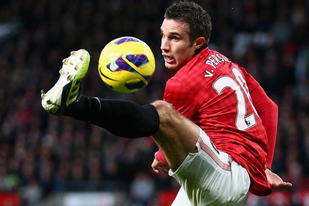 Robin Van Persie Is Manchester United's Lionel Messi Says O'Neill
