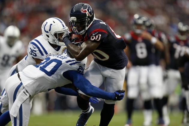 Colts vs. Texans Take 2: Houston Is the Best Team in the AFC South