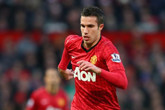 Robin van Persie Is the Premier League's Most Valuable Asset