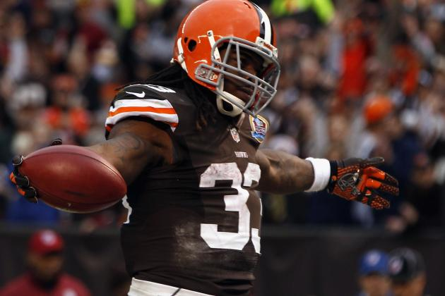 Running Back Trent Richardson Questions Strategy, Apologizes to Fans