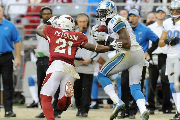 Cardinals' Patrick Peterson Lives Up to Billing