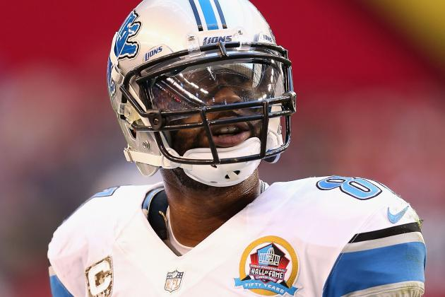 Calvin Johnson's Record Day Marred by Lions' Loss