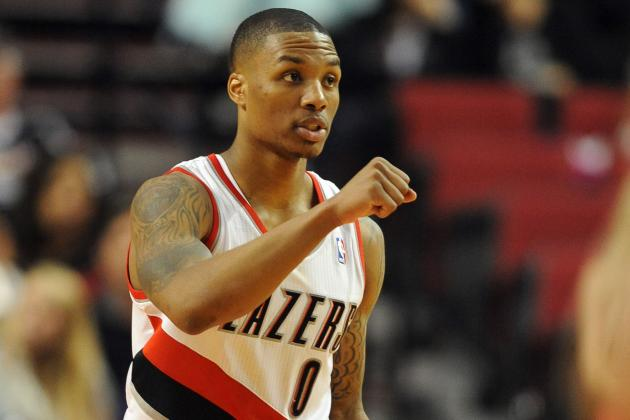 NBA Tweets from Last Night: Twitter Reacts to Batum's 5x5, Lillard's Game-Winner