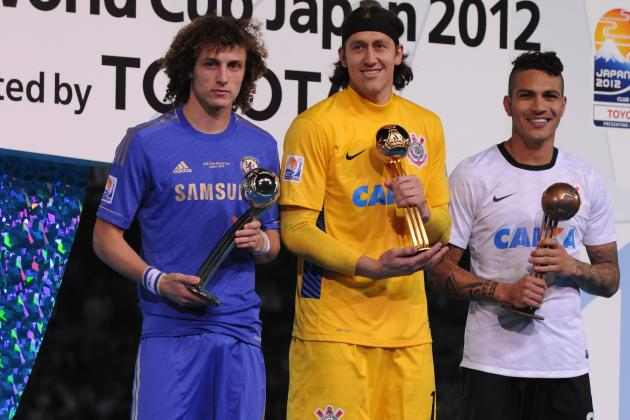 Chelsea FC: David Luiz in Tears After Loss in FIFA Club World Cup Final