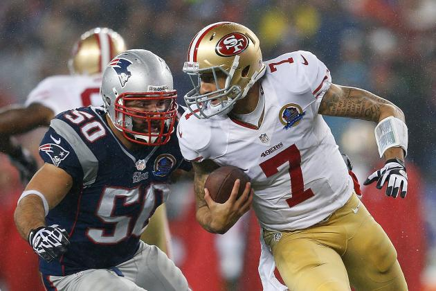 Colin Kaepernick: 49ers QB Swap Validated with Huge Week 15 Win over Patriots
