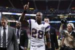 Peterson Just 293 Yards from Dickerson's Record