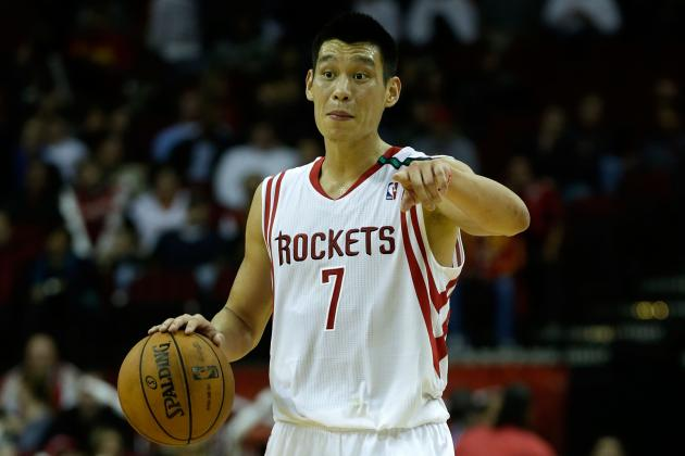 Jeremy Lin: Bittersweet Return to New York Won't Fix Rockets PG's Struggles