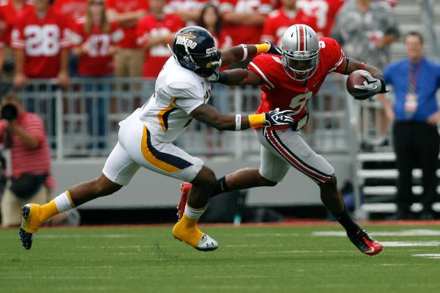 Ohio State Football: Wide Receiver Verlon Reed Is Leaving the Buckeyes