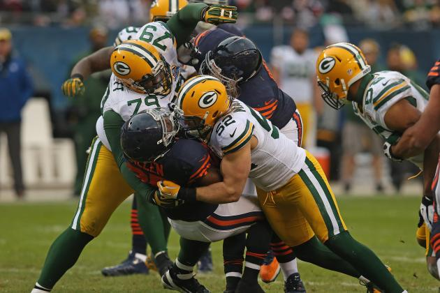 Packers Are 'Just Getting Started'