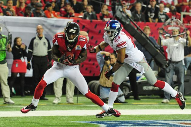 Atlanta Falcons Statement Win Could Lead to New York Giants' Downfall