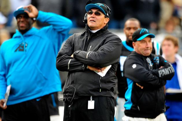 Ron Rivera Should Remain as the Carolina Panthers' Head Coach in 2013