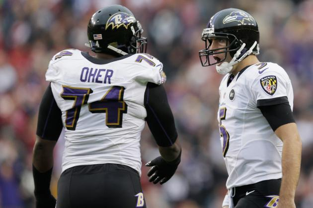 'Embarrassed' Ravens Are in Serious Trouble