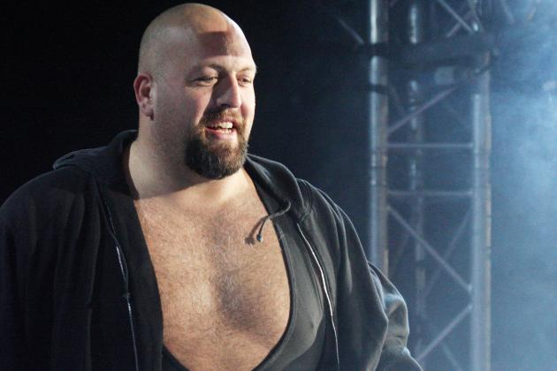 WWE TLC 2012 Results: Power Ranking Big Show's Most Logical Future Challengers