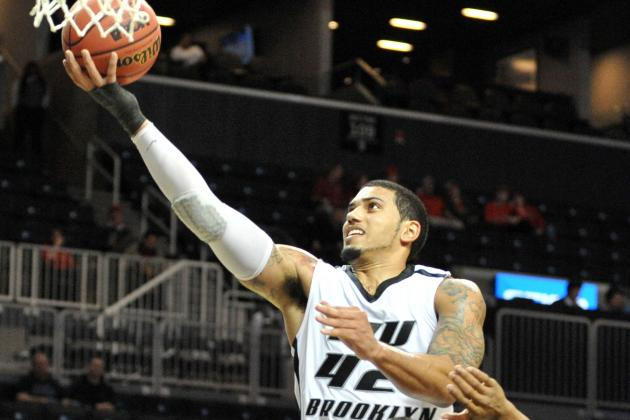 LIU Brooklyn Star Boyd to Miss Rest of Season with Knee Injury