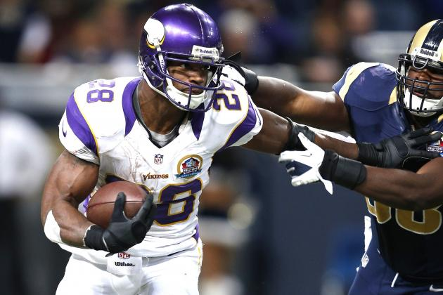 NFL MVP: Adrian Peterson Deserves to Take Home Coveted Award