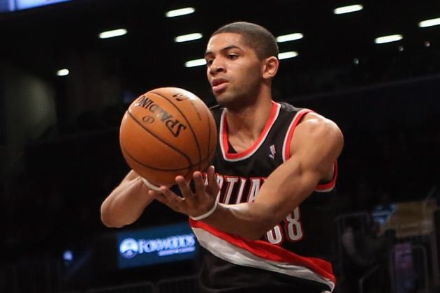 Video: Nicolas Batum Records the First 5x5 Since 2006