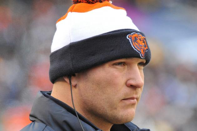 Brian Urlacher Rips Bears Fans, Media for Criticizing Lovie Smith