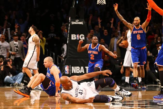 Why Brooklyn Nets vs. New York Knicks Is Officially a Rivalry