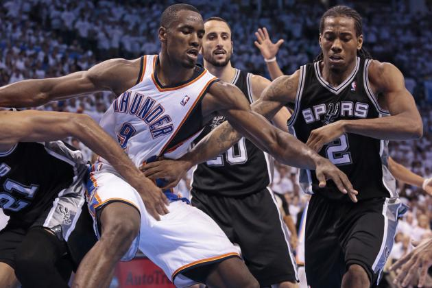 Spurs vs. Thunder: San Antonio Will Re-Stamp Authority on Western Conference