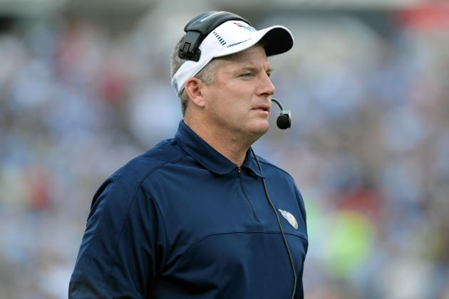 Only Tennessee Titans Owner Bud Adams Knows Mike Munchak's Future