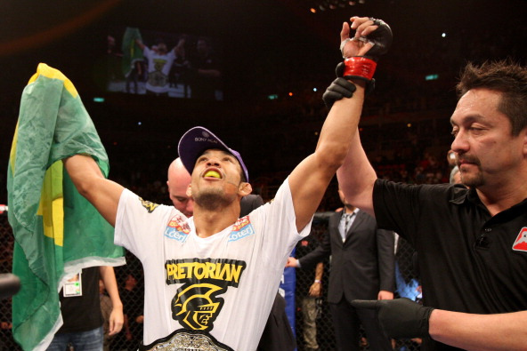 The UFC Featherweight Division Rises in 2013