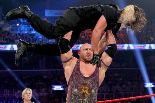 WWE TLC 2012: What's Next for Ryback Following His Loss in the Six-Man Match?