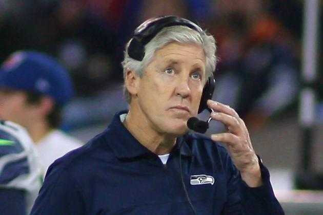 Pete Carroll Says He Feels Bad About Fake Punt