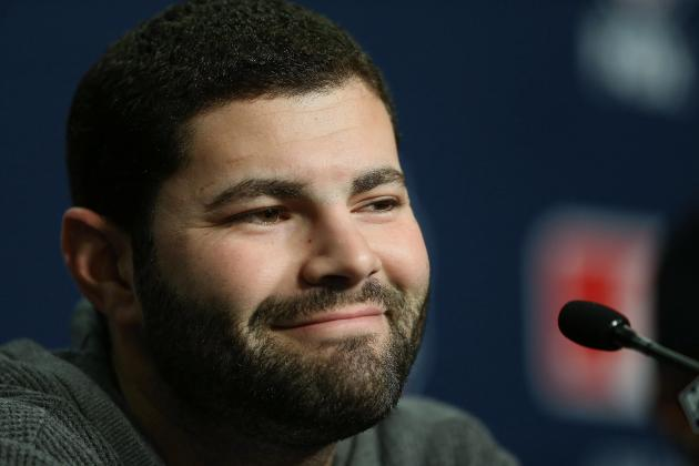 Detroit Tigers Catcher Alex Avila Says It's Great to Be Healthy