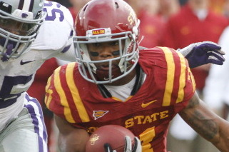 Iowa State Will Be Without Its Leading Rusher in the Liberty Bowl