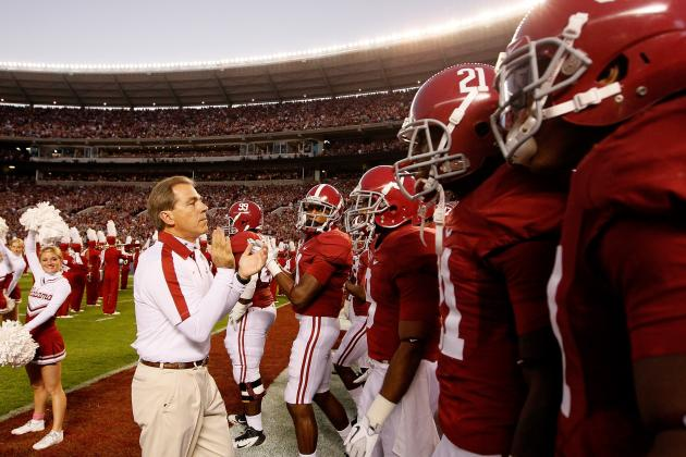 Alabama Football: What Nick Saban Must Preach to His Players This Next Month