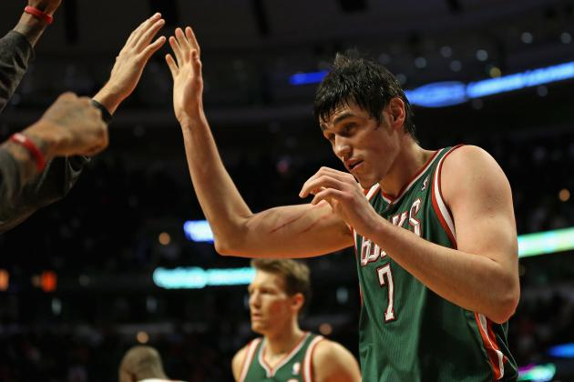 Report: Brooklyn Nets Showing Interest in Ersan Ilyasova