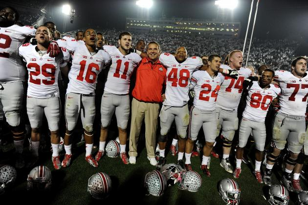Ohio State Football: Breaking Down Buckeyes' Biggest Big Ten Threats in 2013