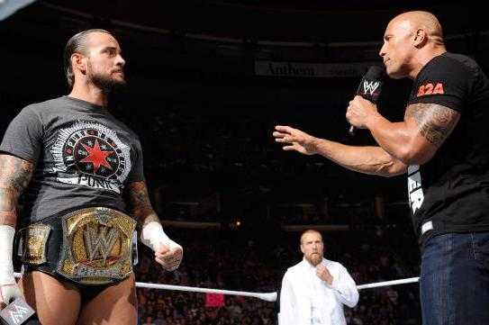 WWE TLC 2012 Results: What If CM Punk Cannot Wrestle at Royal Rumble?