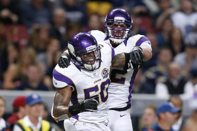 Pelissero: Determination, not desperation, driving Vikings' late push