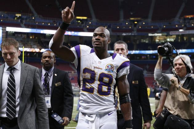 Grant Says Longevity the Key to Peterson's Greatness