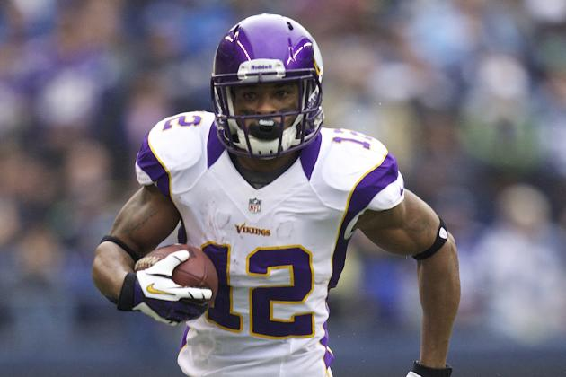 Percy Harvin's 'Minor Surgery' Was an Appendectomy