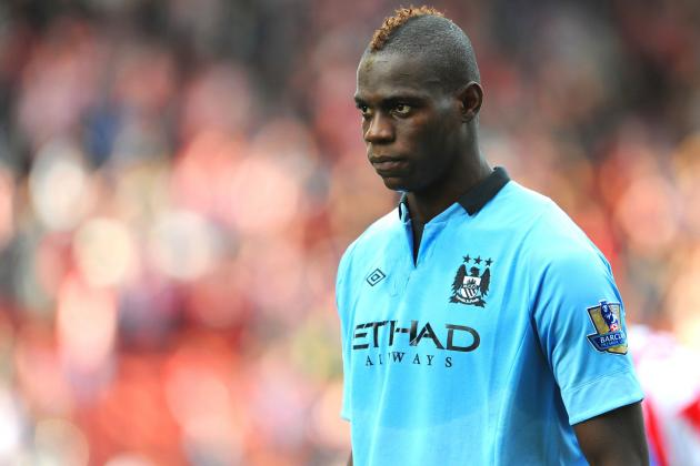 Manchester City News: Balotelli to Challenge City Fine in Tribunal
