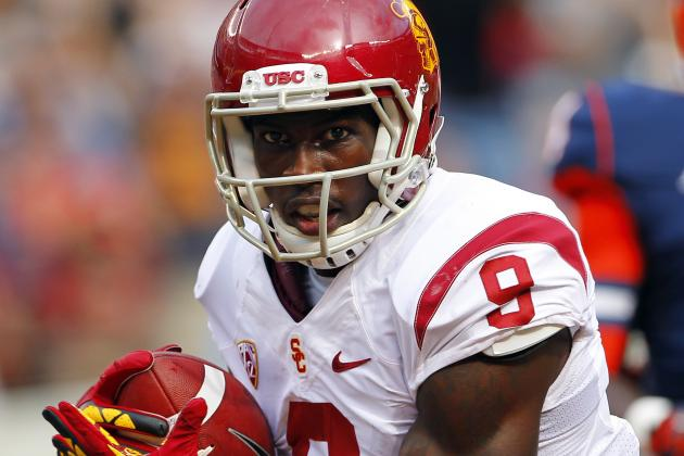 Marqise Lee Named USC Team MVP