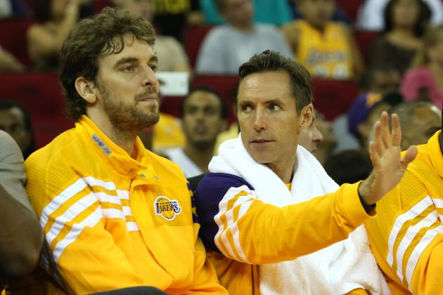 Lakers News: How Steve Nash, Pau Gasol Will Solve LA's Problems