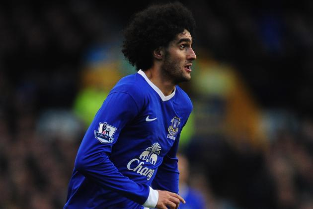 Fellaini Gets Three-Match Ban