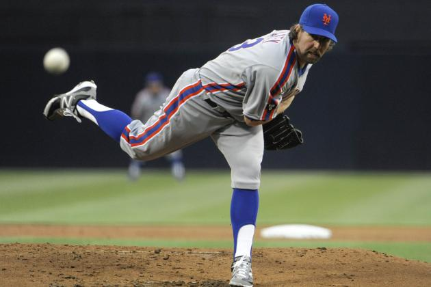 R.A. Dickey Reportedly Reaches Extension with Toronto Blue Jays