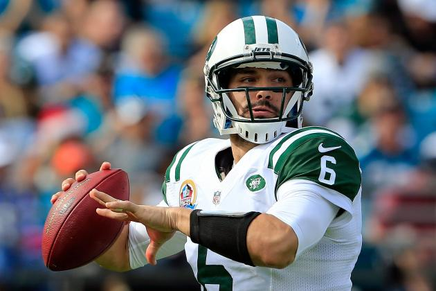 Jets vs. Titans: Mark Sanchez Will Be Difference-Maker for New York