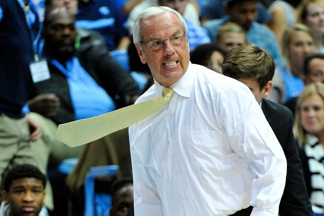 North Carolina Basketball: Why It's Time to Be Worried About Defensive Woes