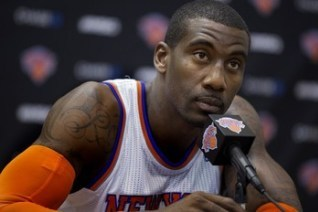 Report: Stoudemire Could Practice with Knicks Tuesday