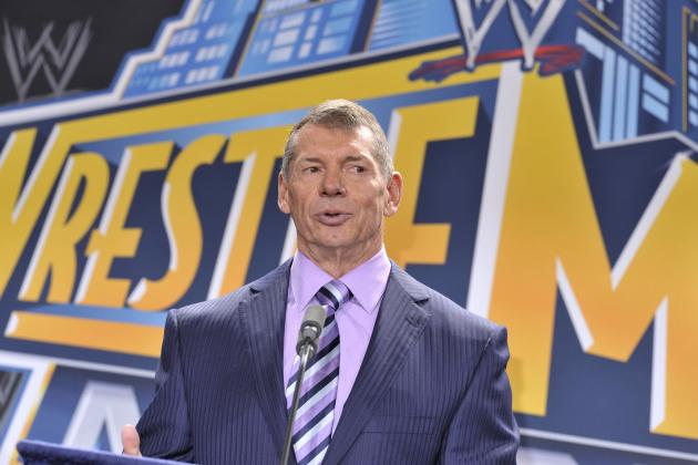 WWE's WrestleMania 30 Will Be Held at New Orleans Superdome