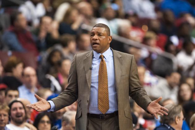 Doc Rivers, a Candidate to Coach Next Team USA