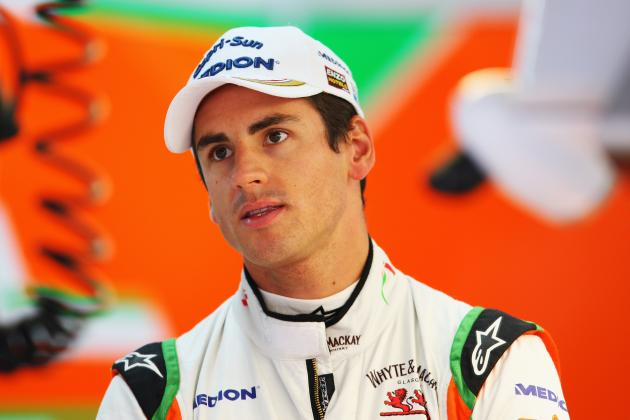 No Legal Issues for Sutil