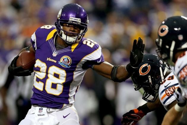 Adrian Peterson: Vikings Running Back Should Be Runaway MVP Winner